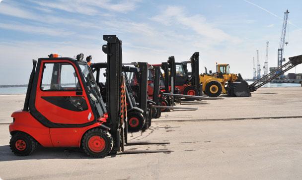 Forklifts For Sale South Carolina   New Forklifts South